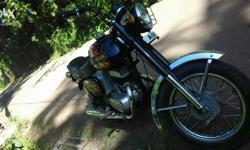 Urgent sale Yesdi cl2 roadking edition Recently took
