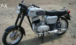 Guys here is d macho Yezdi Classic 250 completely