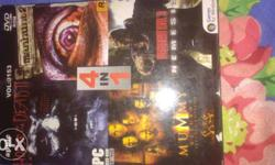 yo bro!! this is my haunted pc games collection 4 in1