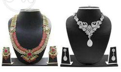 Zaveri Pearls Beautiful Combo It is advisable to store