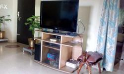 Zuari tv unit in great condition. Well maintained and
